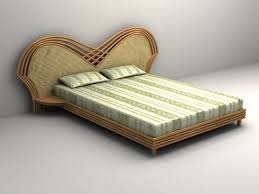 Wicker Beds Free 3d Models For 3ds Max Maya Cinema 4d U0026 Archicad Part 9 Of