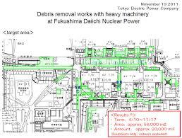 fukushima daiichi nuclear power station 19 november 2011