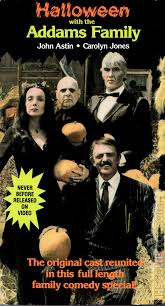 halloween with the addams family vhscollector com your analog