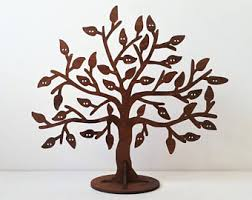 jewelry tree etsy