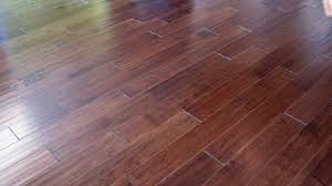 how linoleum that looks like wood can give the impression of