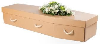 cardboard coffins endings