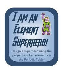 what ability did the periodic table have element superhero project periodic table research periodic table