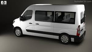nissan van 12 passenger 360 view of nissan nv400 passenger van 2010 3d model hum3d store