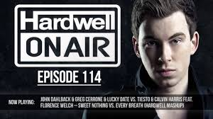 hardwell on air 114 u0027i am hardwell u0027 world tour kick off special
