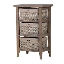 bathroom cabinet with built in laundry her bathroom cabinet with baskets 28 images laundry her basket pull out