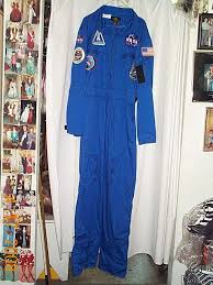 blue jumpsuit costume astronaut blue jumpsuit beyond costumes