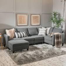 Modular Reclining Sectional Sofa Modular Reclining Sectional Sofas You Ll Wayfair