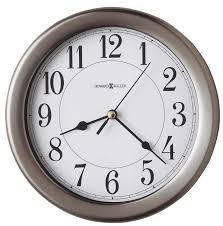 wall watch howard miller 625 283 aries wall clock the clock depot
