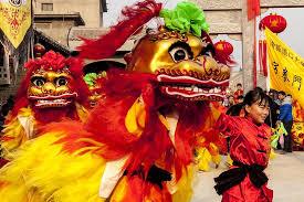 traditional celebration for festival held in henan 1