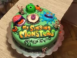 My Singing Monster 42 Best My Singing Monsters Party Images On Pinterest 10th