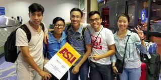 Major Map Asu Vietnamese Scholars Study At Asu To Advance Smart City Efforts