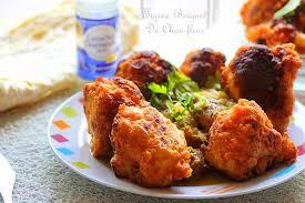 cuisiner choux fleur tajine beignets de choux fleur sauce blanche aux delices du palais