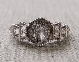 quartz engagement ring the 25 best quartz engagement ring ideas on quartz