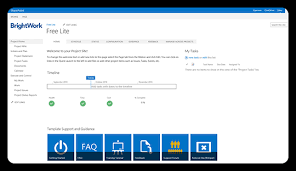 free sharepoint project management templates brightwork