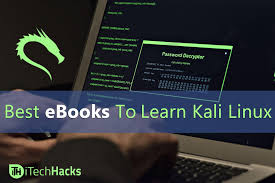 top 10 best ebooks to learn kali linux from beginning free pdf