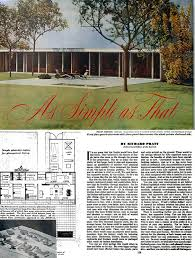Mid Century Modern Ranch House Plans 323 Best Mid Century Modern Floor Plans Images On Pinterest