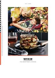 you cuisine catalogue myer catalogue 14 february 5 march 2017 http olcatalogue com