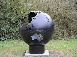 Sphere Fire Pit by Shiny Fire Pit Ball And Bowl U2013 Fire Pit Ball Fire Pit Globe Fire