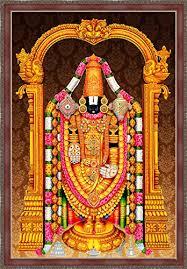 lord venkateswara pics art factory tirupati balaji lord venkateswara canvas painting with