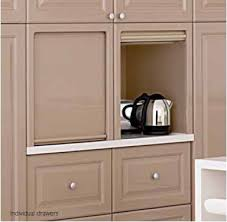 DIY Flat Pack Kitchens Kitchen Renovations And Custom Kitchen - Kitchen cabinet roller doors