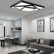 Contemporary Flush Ceiling Lights Ecolight 24w 90 265v Square Flush Mount Led Modern Contemporary