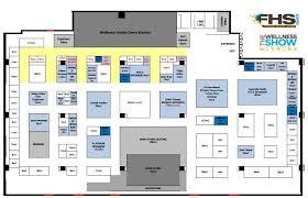 Exhibition Floor Plan Floor Plan Fhs 2016
