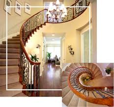 Define Banister Home Folsom Stair U0026 Woodworks