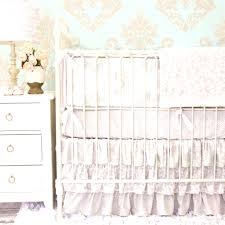 baby bedding crib shabby chic vintage lace with nursery birdcages