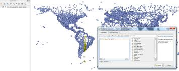Utm Zone Map Pyqgis Can U0027t Select Using A Custom Function In Qgis 2 18 3