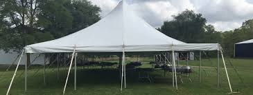 tent rentals ta pole tent rentals sturdy vinyl tents kenosha wi