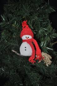 five elements snowmen pagan yule ornaments by ravenheartdesigns