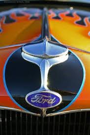 1934 ford sedan ornament vintage ornaments emblems