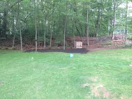 Define Backyard A New Backyard U2013 Finishing Up The Woodmans