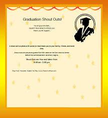 free graduation ceremony flyer templates free online flyers