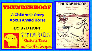 esl thanksgiving story thunderhoof by syd hoff a children u0027s book about a wild horse