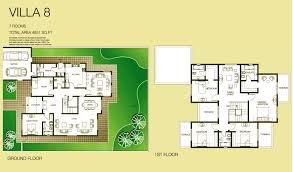 Dubai House Floor Plans St Marks Estate Agents