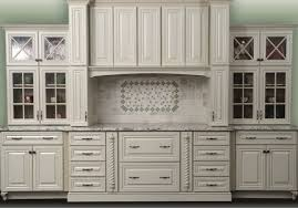 antique distressed white cabinets easy diy distressed white