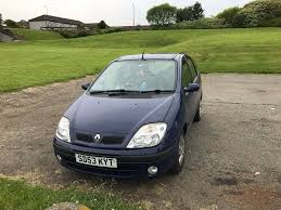 renault megane scenic 200 in livingston west lothian gumtree