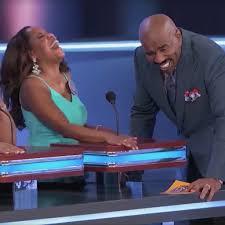 steve harvey halloween costume family feud contestant u0027s funny answers video february 2016