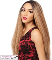 pictures if braids with yaki hair a wig lace front wig invisible braid yaki long