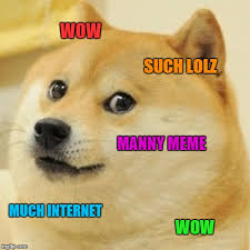 What Is The Doge Meme - doge meme imgflip