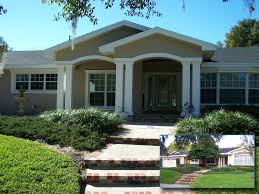 traditional style homes split foyer house plans raised ranch exterior remodel entryway