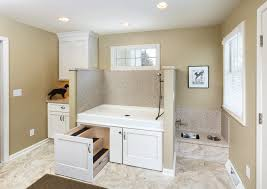 Mud Rugs For Dogs Racine Mud Room Addition For Dogs Transitional Laundry Room
