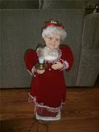 telco motion ette mrs santa claus decoration lights mrs