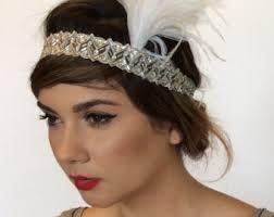 1920s headband 1920s headband etsy