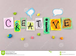 creative business word for creativity imagination inspiration and
