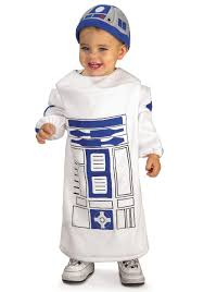 Robot Halloween Costume Toddler Infant R2d2 Costume
