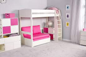 High Sleeper Beds With Sofa Mid Sleeper With Sofa Bed Thecreativescientist