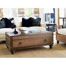 tommy bahama coffee table tommy bahama 545 943 landara crystal cove coffee table in sumatra